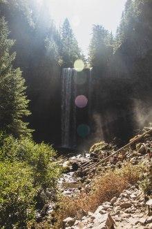 Tamanawas Falls